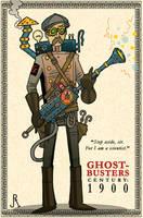 Ghost-Busters - Century: 1900 by DrFaustusAU