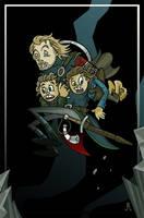Boromir by DrFaustusAU