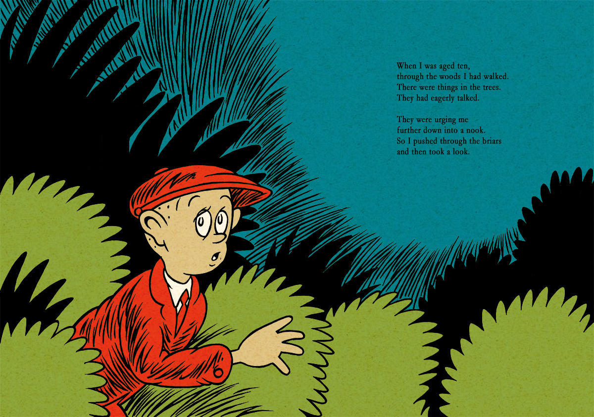 HPL's The Tomb (for beginning readers) - P06-07