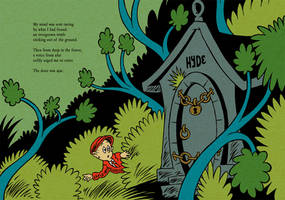 HPL's The Tomb (for beginning readers) - P08-09 by DrFaustusAU