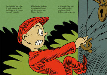 HPL's The Tomb (for beginning readers) - P10-11