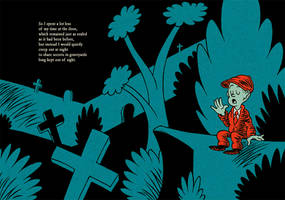 HPL's The Tomb (for beginning readers) - P20-21 by DrFaustusAU