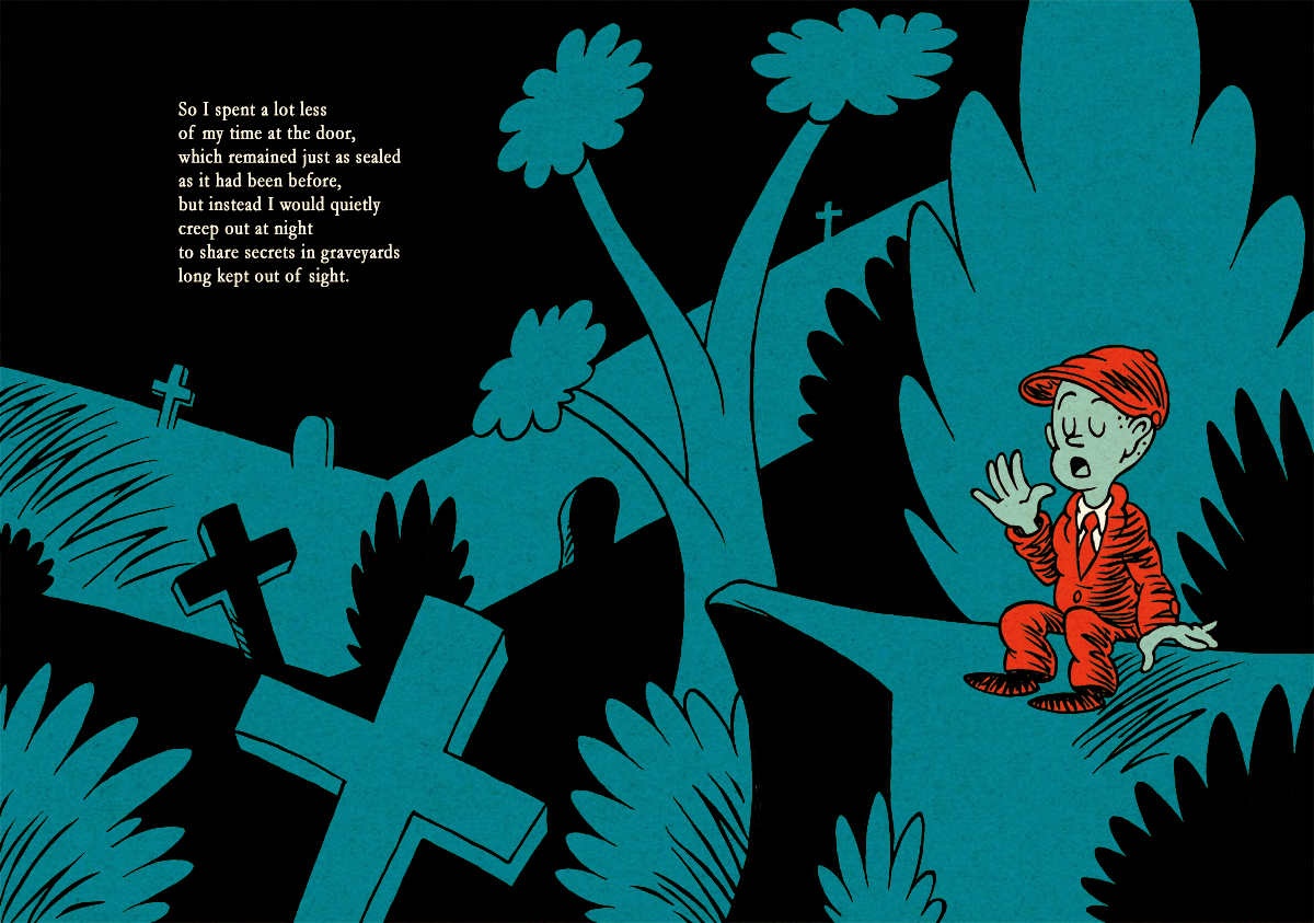 HPL's The Tomb (for beginning readers) - P20-21