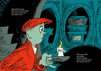 HPL's The Tomb (for beginning readers) - P30-31