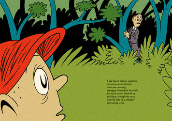 HPL's The Tomb (for beginning readers) - P40-41