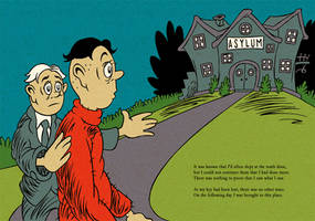 HPL's The Tomb (for beginning readers) - P56-57 by DrFaustusAU