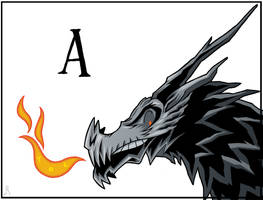 A Very Skyrim Alphabet: A is for...