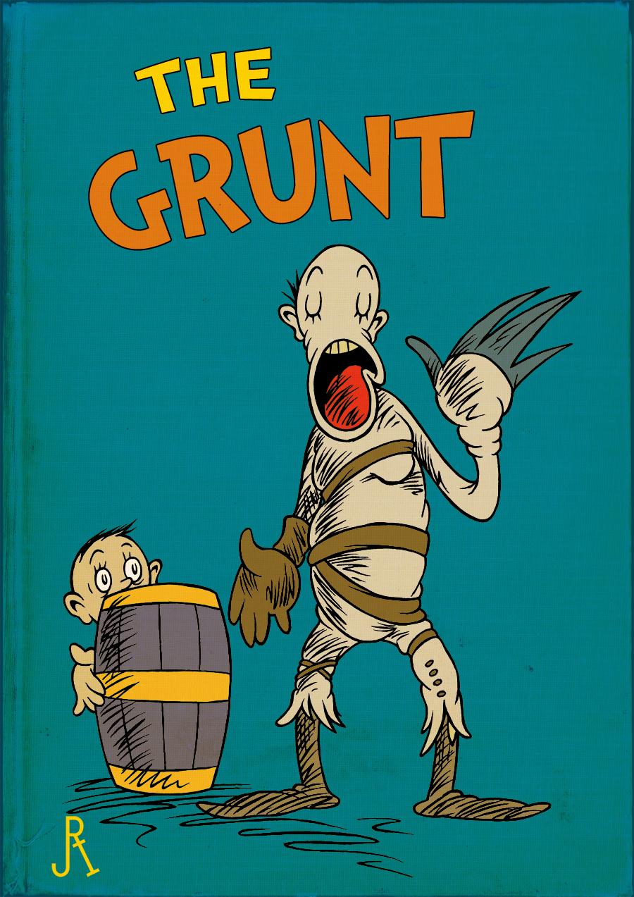 The Grunt by DrFaustusAU