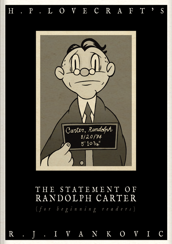 HPL's The Statement of Randolph Carter (fbr) - 00 by DrFaustusAU