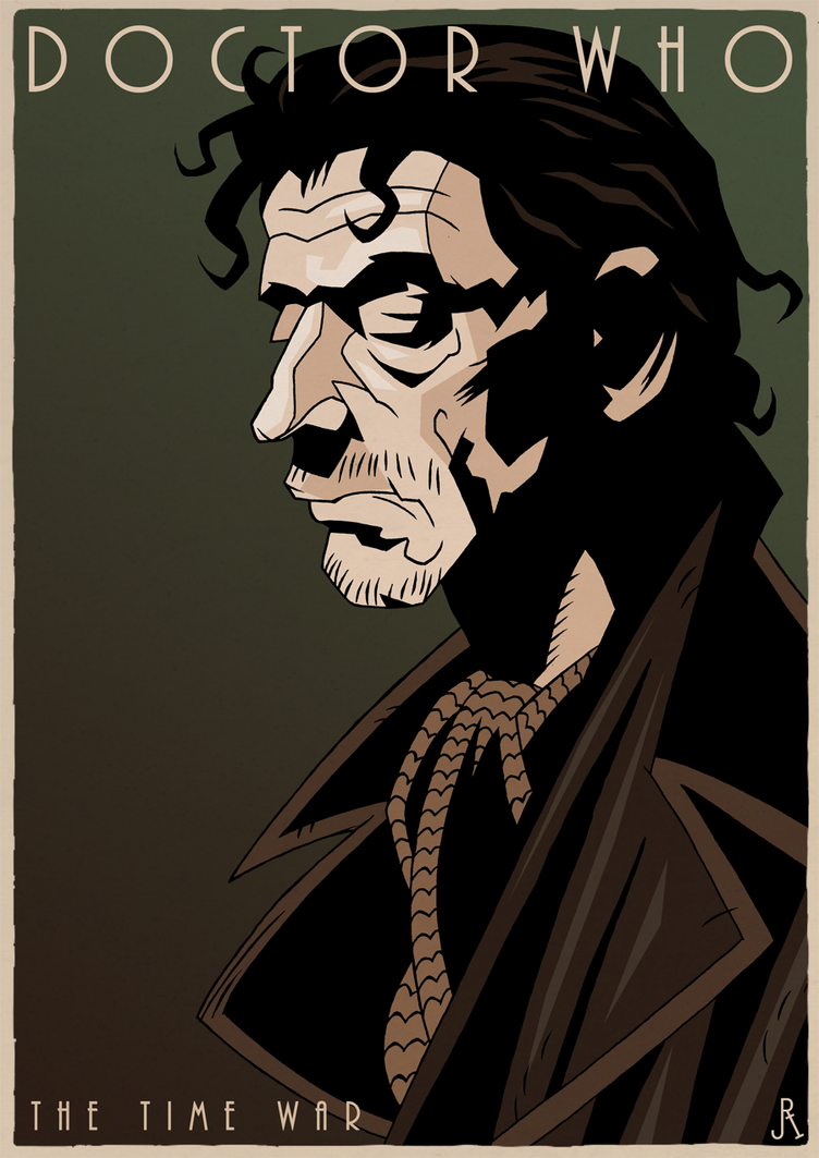 The War Doctor by DrFaustusAU