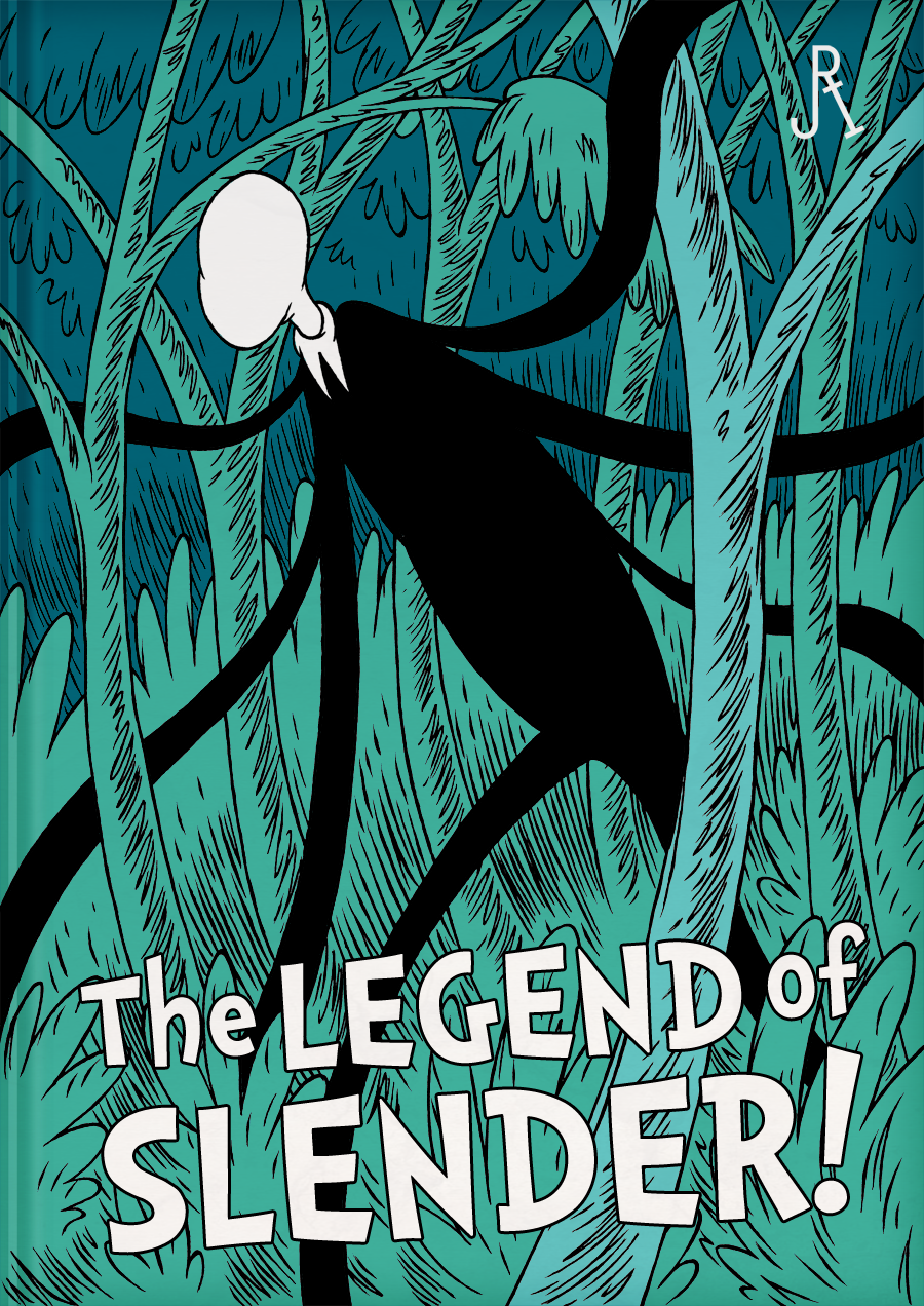 The Legend of Slender! by DrFaustusAU