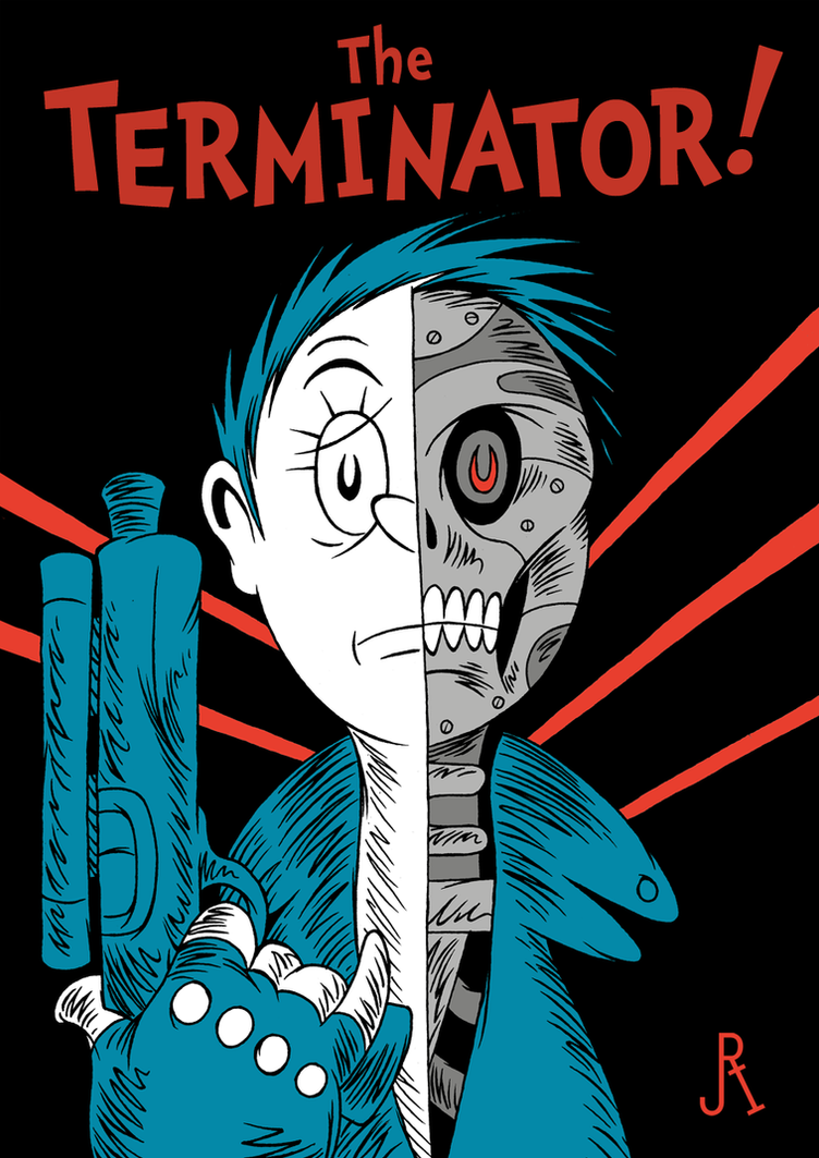 The Terminator! by DrFaustusAU