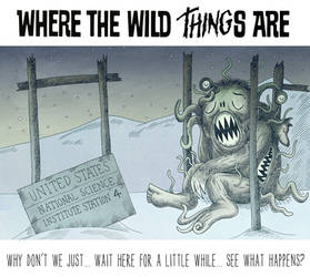Where the Wild Things Are by DrFaustusAU