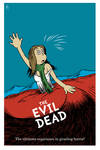 The Evil Dead One Sheet
