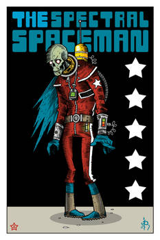 The Spectral Spaceman