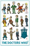 The Doctors Who (print)