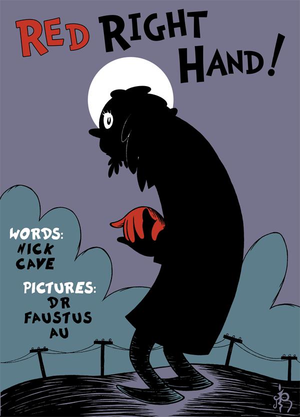 Red Right Hand by DrFaustusAU on DeviantArt
