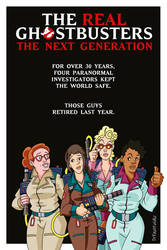The Real Ghostbusters: The Next Generation