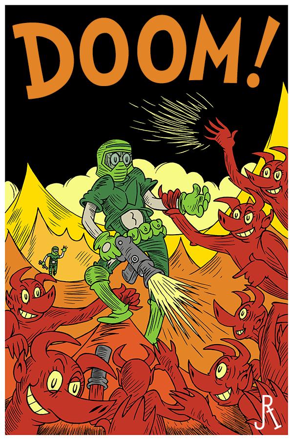 Imagenes curiosas de DOOM o al Foro y sus usuarios! - Página 4 Doom_by_drfaustusau-dbpwy3z