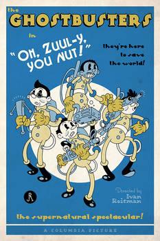'Oh, Zuul-y, you nut!'