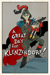 A Great Day for Klenzendorf!