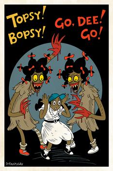 Topsy! Bopsy! Go, Dee! Go!