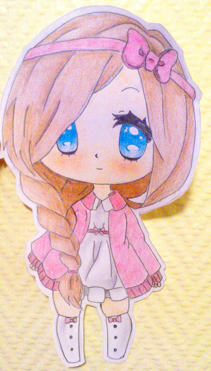 Cute Chibi girl by FriendlyNaruChan on DeviantArt