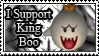 King Boo Stamp by Boo-Shrine