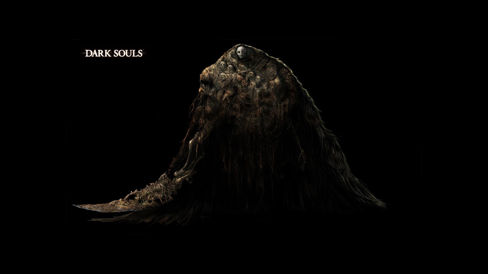 dark souls nito artwork - photo #17