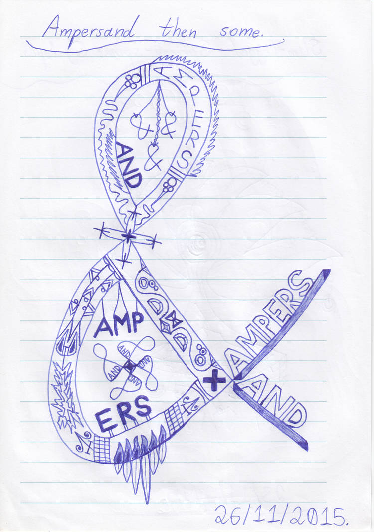 art__45____ampersand_then_some__by_naean