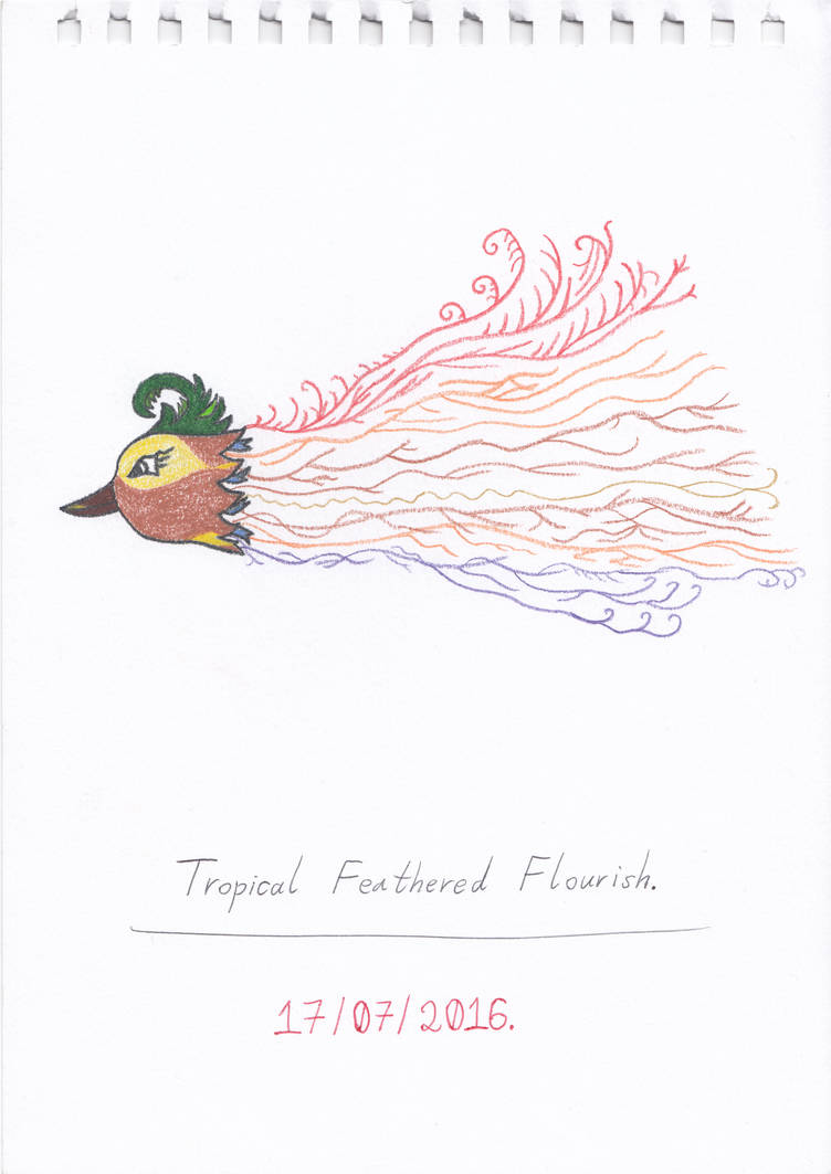art__60____tropical_feathered_flourish__