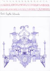Art #79 -- Genie's Forgotten Waterworks. by Naean