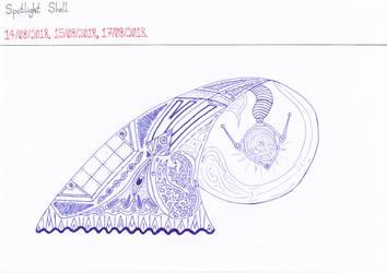 Art #81 -- Spotlight Shell by Naean