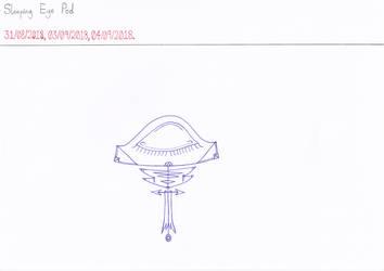 Art #83 -- Sleeping Eye Pod by Naean