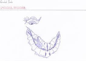 Art #98 -- Crooked Smile