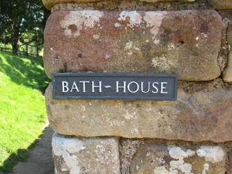 Photo #69 -- BATH~HOUSE Sign