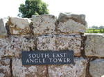 Photo #102 -- SOUTH EAST ANGLE TOWER Sign