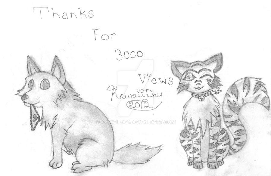 Fansign 3000 by KawaiiDay