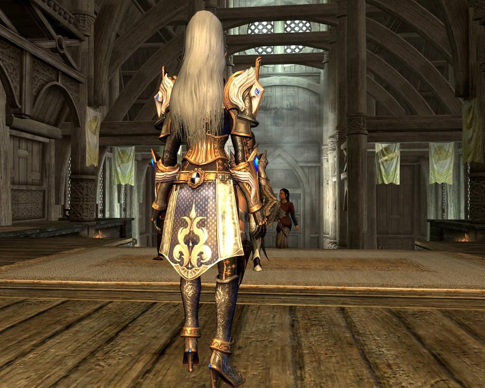 Skyrim Tera Armor
