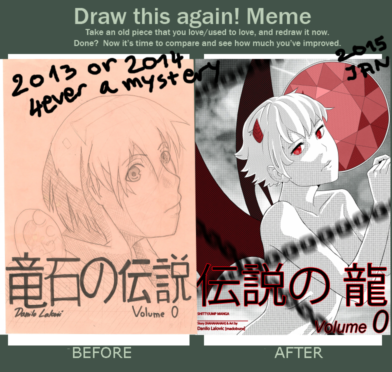 Book Cover Memes ~ Draw this again meme old comic book cover vs new by