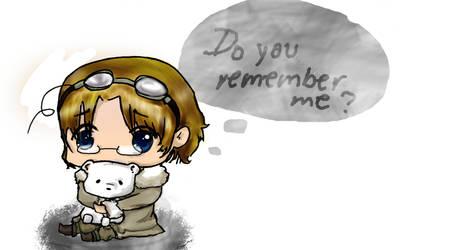 Remember me? by o0-hiitomii-0o