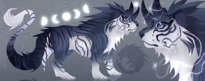 Closed| Moonlight tiger