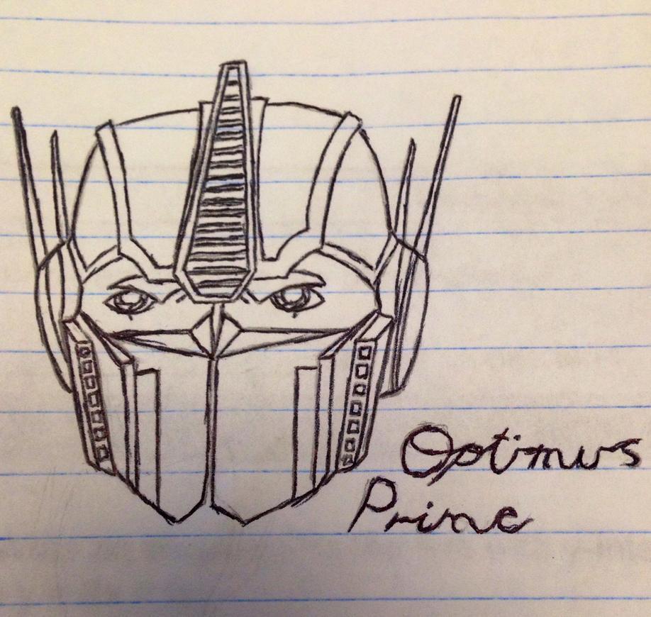 Optimus Prime by Shayza100