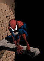 Ultimate Spiderman by Furiousangels
