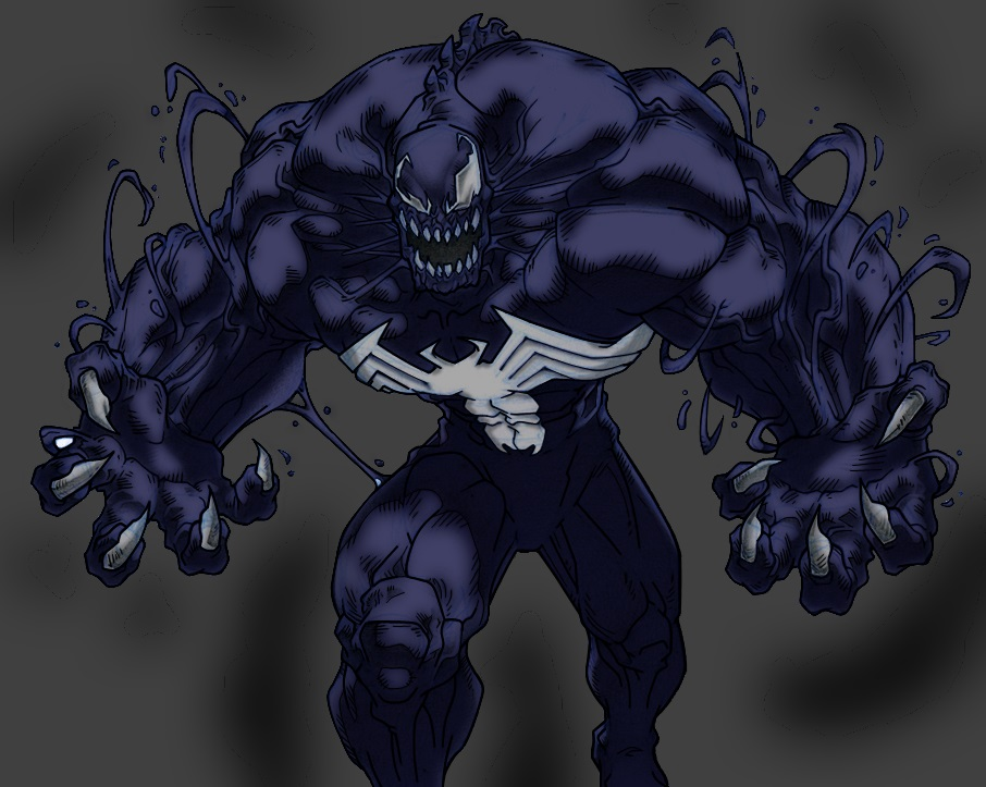 ultimate venom spiderman - photo #4