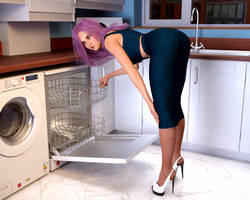 Dishwasher Capacity by SlimMckenzie