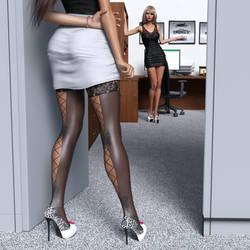 Office Wife - 2 by SlimMckenzie