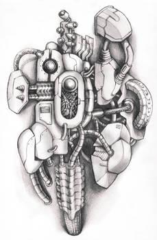 Cyber/mechanical design