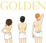 HP - The Golden Trio