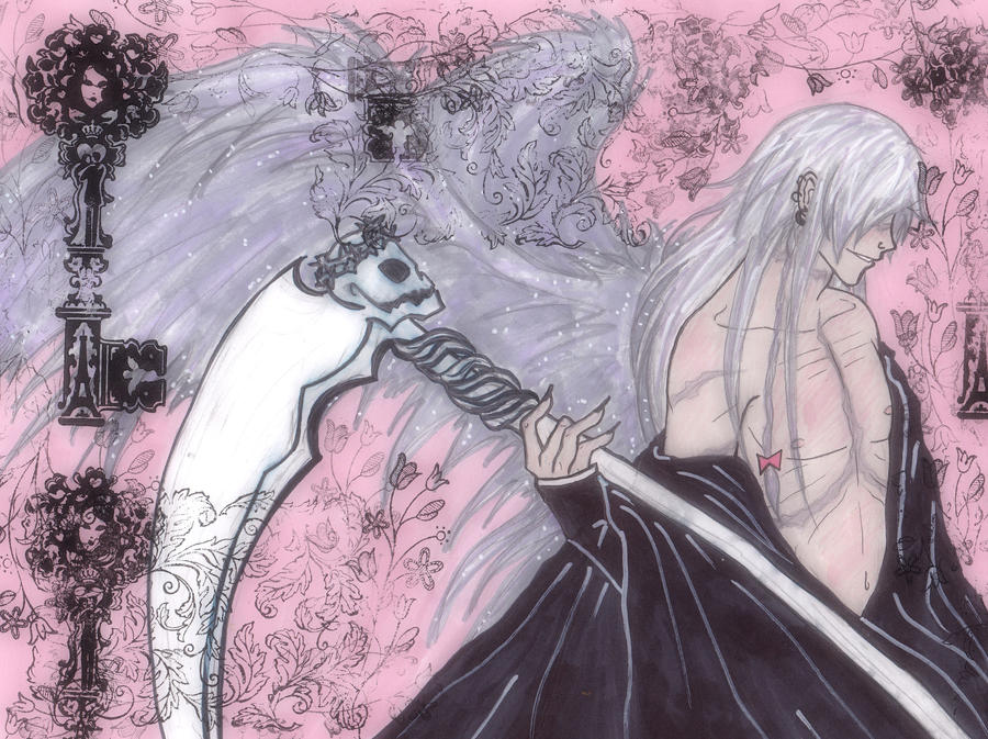Angel of Death by MorianBloodmoon
